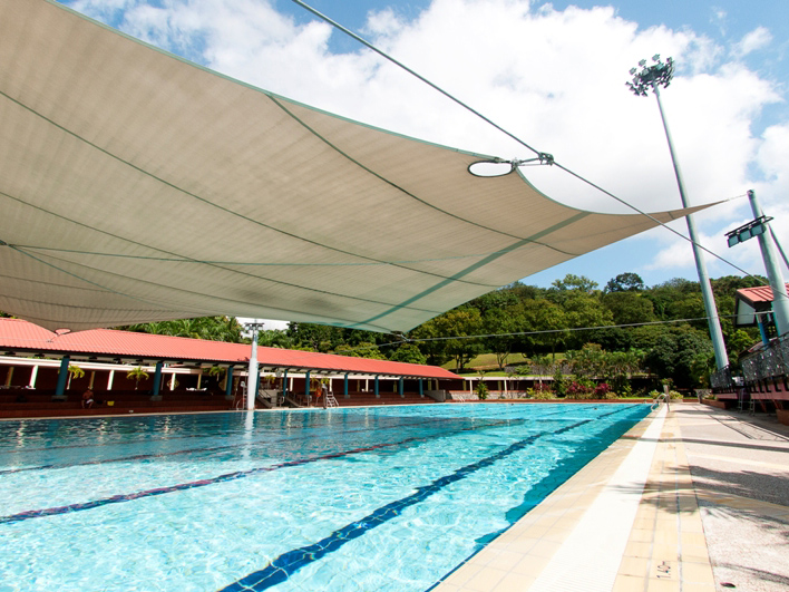 woodlands swimming complex